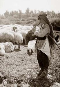 Shepherd Boy with flute