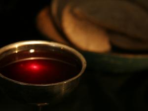 Eucharist - January blog