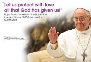 Pope Francis & Creation