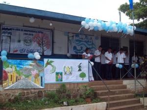 El Salvador school Feb 2016