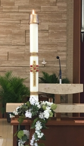 Paschal Candle 2017