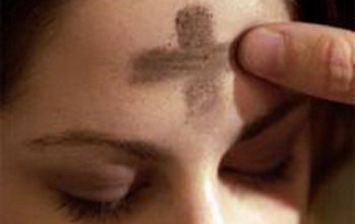 Ash Wednesday 2018 blog