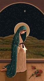 Advent Mary
