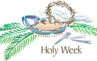 holy week image